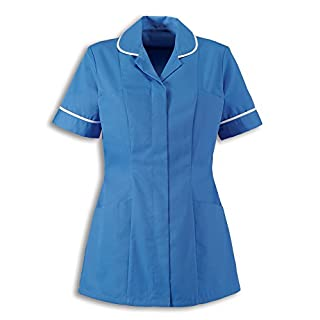 Alexandra Workwear Womens Healthcare Tunic Hospital Blue 10