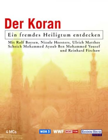 Der Koran. 5 Audio-CDs