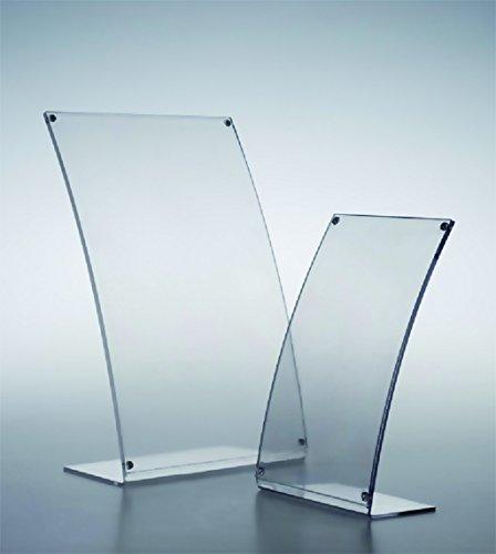 Tecnostyl, magnetisch Vertikal Foto Halter, plastik, 8x10cm