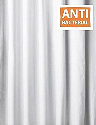 white-anti-bacterial-fabric-shower-extra-long-and-extra-wide-and-extra-short-curtain-with-weighted-h