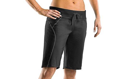 Jet Nylon Shorts (Under Armour Women's Jet Mid Length Shorts Black)