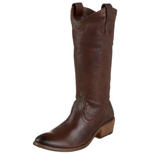 frye-womens-carson-pull-on-dark-brown-cowboy-boot-77687-8-uk-10-us