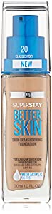 Maybelline New York Superstay Better Skin Foundation - Classic Ivory