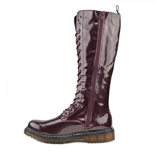 Kick Footwear Kick Footwear, Stivali donna Bordo