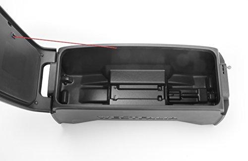 westfalia transportbox f r universal fahrradtr ger. Black Bedroom Furniture Sets. Home Design Ideas