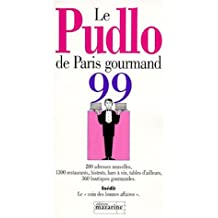 Le Pudlo de Paris gourmand 1999