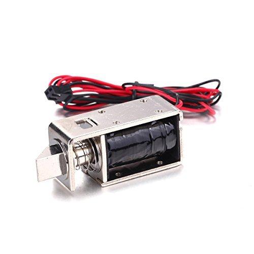 atoplee 212V 2A Mini elektrische Bolzenriegel für kleine Schrank sperren/Magnetventil Tür Lock -