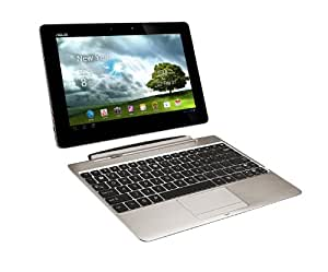 Asus Transformer Pad TF700T 25,7 cm (10,1 Zoll) Convertible Tablet-PC (Nvidia Tegra 3, 1,6 GHz, 1GB RAM, 64 GB eMMC, NVIDIA 12 Core, Touchscreen, Android 4.0) inkl. KeyDock gold