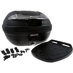 Topcase 34L GIVI E340 VISION Tech schwarz Monolock