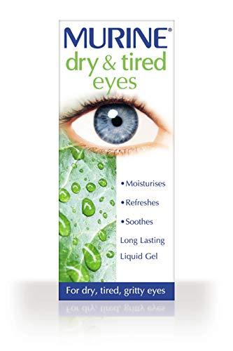 Murine Dry & Tired Eyes Lubricant - 15ml