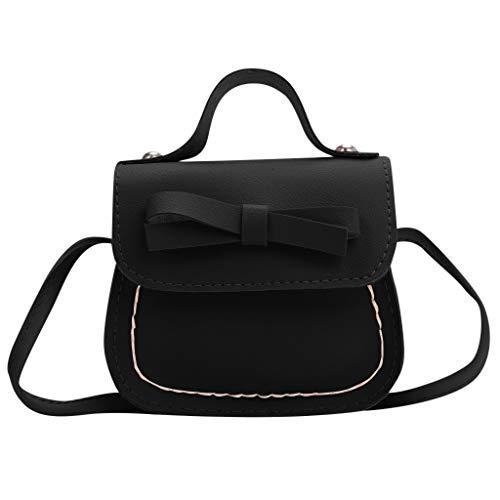 hahashop2 Damen Rucksack Handtasche Vintage Umhängentasche Anti Diebstahl tasche für Alltag Büro Schule Ausflug Einkauf Mode Kindertasche Bogen Umhängetasche Kinder Messenger Bag Geldbörse -