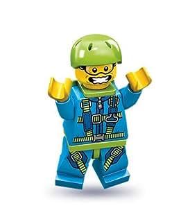 Lego Minifigures Series 10Figurine parachutiste