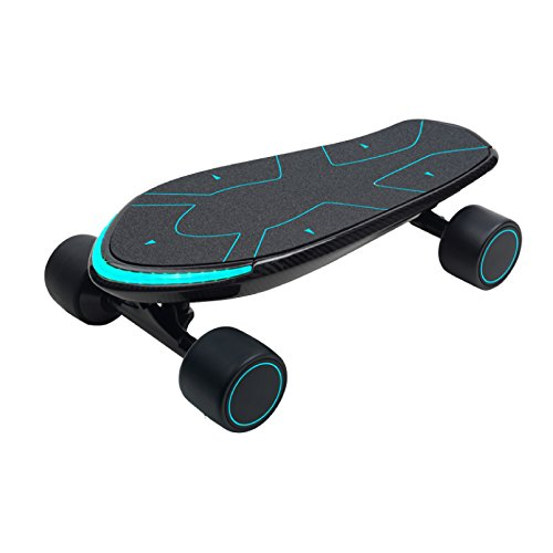 Spectra - Skateboard portatile e intelligente, Advanced