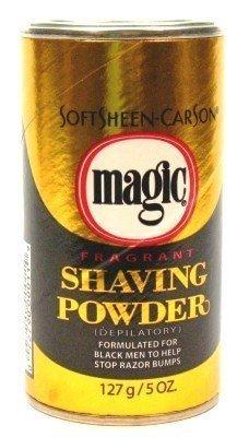 Magic Gold Shaving Powder 133 ml Fragrant (3-Pack) by Magic