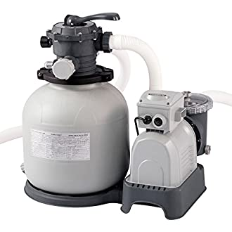 Intex 28652FR Sand Filter Pump (44.7 x 64.70 x 68.9cm)