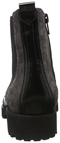 Högl 2- 10 2841, Bottes Classiques femme Noir - Schwarz (6199)