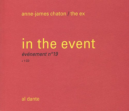 in-the-event-evnement-n-19-1cd-audio