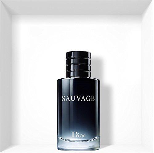 Christian Dior Eau de Toilette Herren Sauvage 100 ml