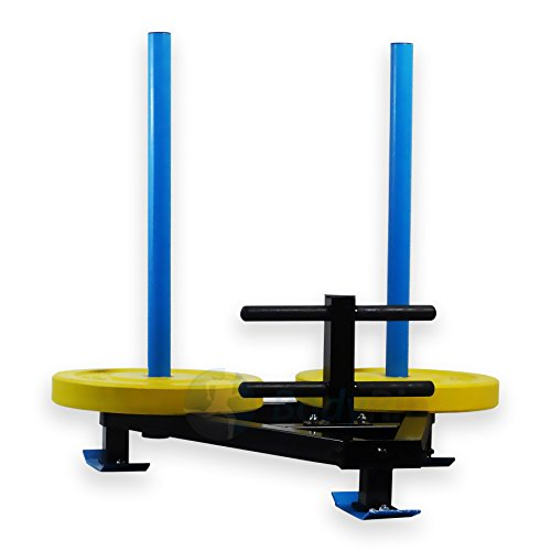 BodyRip-Steel-Speed-Sled-With-Thick-Gauge-Construction-Easy-to-Use-Fitness-Exercise-CrossFit-Home-Gym-Equipment