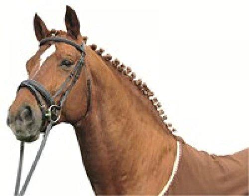 HKM Reittrense -Linda-, schwarz, Pony