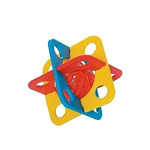 Manhattan Toy - Sonajero con mordedor de Silicona