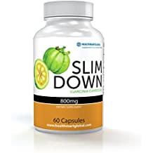 Garcinia Cambogia Slimming Natural Quick Weight Loss Supplements Slim Down Capsules