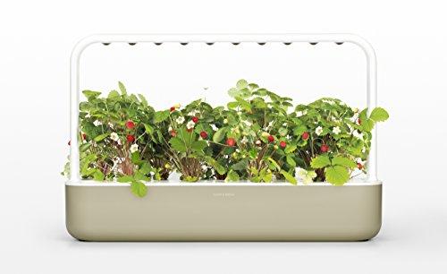 Click & Grow Smart Garden 9Beige, 60.5x 18.5x 40cm
