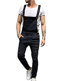 diverse styles super cheap where can i buy Dungarees - Men: Clothing: Amazon.co.uk