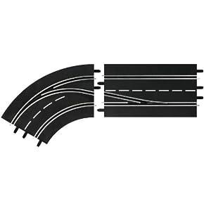 Carrera - Cambio de Carril Curva Izquierda, Dentro a Fuera (20030362)