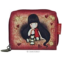 Tipo Gorjuss – Mini cremallera cartera – The Collector
