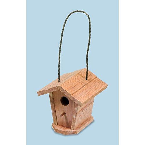 STOCKER Tiffi - casetta per uccelli - Gabbie per uccelli