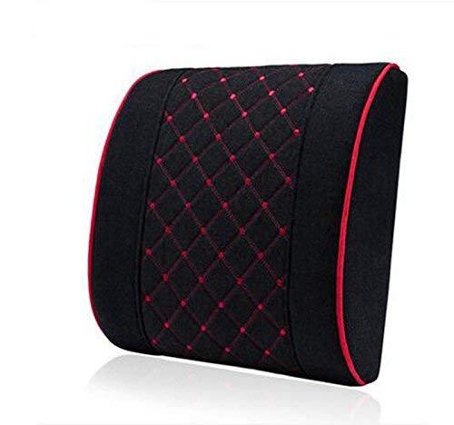 Cuscino decorativo cuscino morbido cuscino per auto memoria lombare vita in cotone cuscino per ufficio sedili per la vita traspirante cuscino per quattro stagioni poggiatesta per lombare (colore: b5)