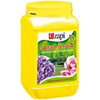 Zapi - Abono de sulfato ferroso, bolsa de 5kg