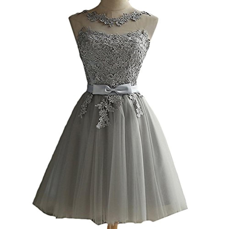 924830696a753 Scothen Demoiselles d honneur Femmes Robe de fête Robe de Bal Robe ...