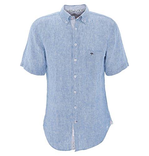 Fynch Hatton Herren Freizeit Hemd 1117-6301 blue 6302