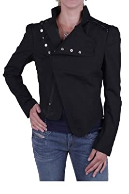 Diesel Ladies Blazer Jacket Suit Jacket Citerest Black