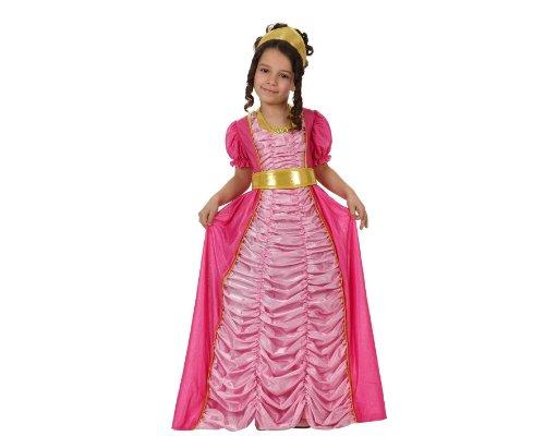 Atosa 10785 - Disfraz de princesa para niña, talla 140