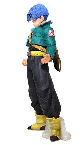 "Banpresto Dragon Ball Z Master Stars Piece Figure - 9.5"" The Trunks 3"
