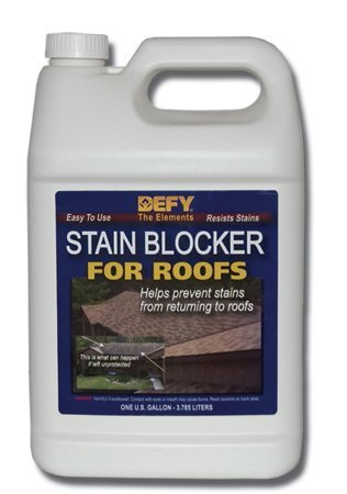 Lindemann 750203 DEFY Stain Blocker for Roofs- 5 Gallon by Lindemann