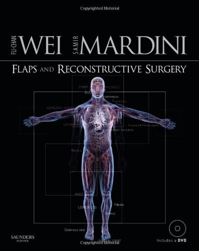 Flaps and Reconstructive Surgery, 1e by Fu-Chan Wei MD FACS (2-Sep-2009) Hardcover