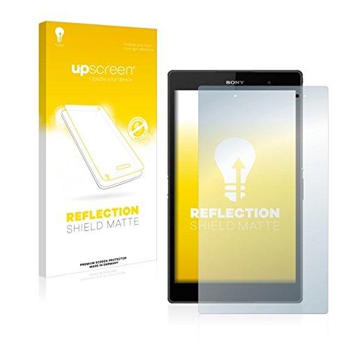 upscreen Reflection Shield Matte Bildschirmschutz Schutzfolie für Sony Xperia Z3 Tablet Compact SGP611, SGP612 (matt - entspiegelt, hoher Kratzschutz)