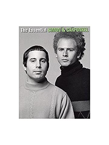 The Essential Simon And Garfunkel. Partitions pour Piano, Chant et Guitare(Boîtes d'Accord)