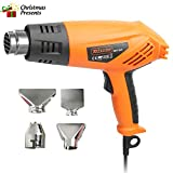 Heat Gun,Rdxone 2000W Hot Air Gun with Dual High Low (350-550℃) Adjustable Temperature
