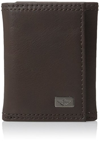 dockers-mens-grady-trifold-wallet-brown-one-size