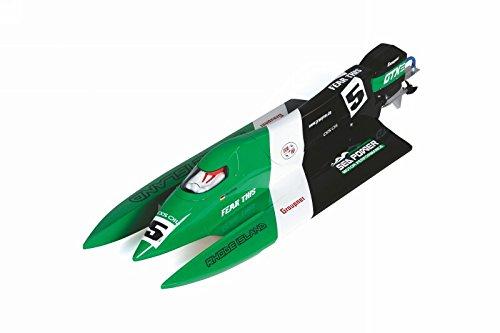 Graupner 2204 - Rhode Island Formel1 Katamaran ARTR, Ferngesteuerte Modelle und Zubehör