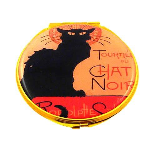 Souvenirs de France - Miroir Paris 'Chat Noir'