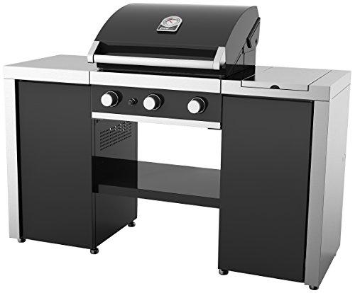 Grandhall y0050079Maxim integrierter und Insel Element GTI Grill Set (Element Grill)