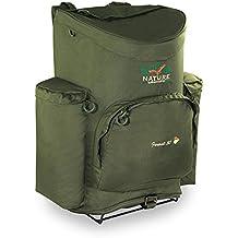 Riñonera Forest RF, mochila técnico para recoger setas Unisex–Adulto, Verde, 50