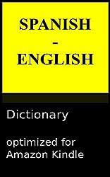 Spanish - English Reader's Dictionary (English Edition)