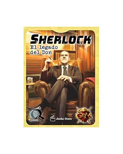 GM Games- Sherlock: El Legado Don. Serie Q3 GDM Games
